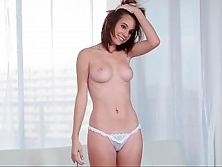 Sexy auditions for a new babe