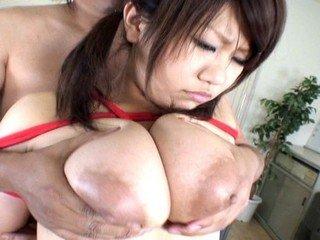 Hayama Kumiko in wondrous college girl outfit have fun