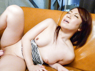 Ultra-cute Sakura Ooba luvs her lusty wishes sated